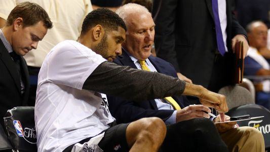 Tim Duncan returning to Spurs as assistant coach