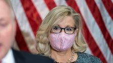 Liz Cheney Says 'History Is Watching' As GOP Leaders Try To Punish Her For Telling Truth