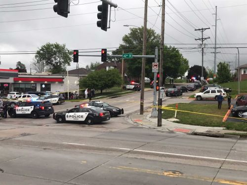 Police: Man dead after standoff at Omaha home; multiple officers fired their weapons