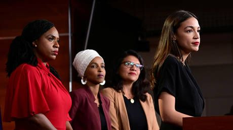 Republicans introduce measure to censure AOC & other 'squad' members for 'inciting anti-Semitic attacks' in US