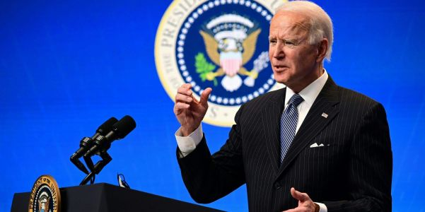 Biden predicts anyone who wants a coronavirus vaccine will be able to get one by 'this spring'