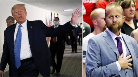 Trump turns to Facebook to announce replacement of Brad Parscale as campaign manager after huge Twitter hack & account lockdown