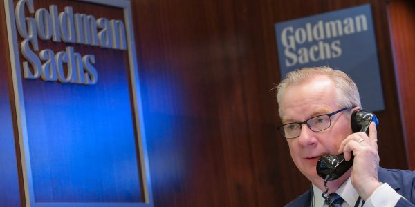 Goldman Sachs plans to recruit more than 100 coders to its trading division as part of the bank's largest hiring spree in years