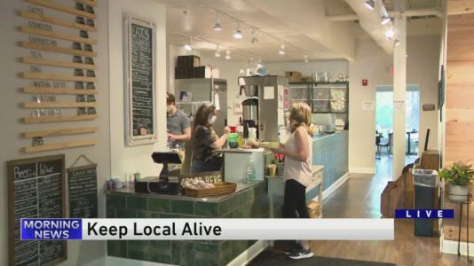 'Keep Local Alive' works to strengthen local businesses in wake of pandemic