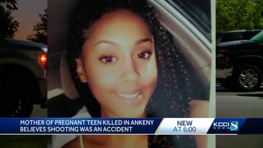 Mother believes her pregnant daughter's shooting was an accident