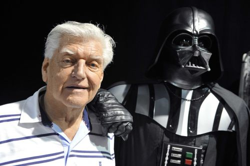 'He was a hero in our lives': David Prowse, the original Darth Vader, dies at 85