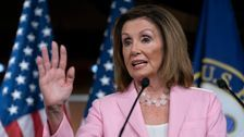 Pelosi Warns Withheld Whistleblower Report Could Mean 'New Chapter Of Lawlessness'