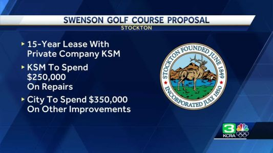 New plan aims to save Stockton's Swenson Golf Course
