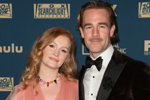 James Van Der Beek reveals on 'DWTS' that wife Kimberly suffered a miscarriage