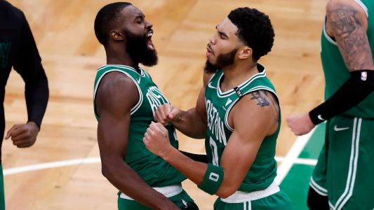 Brown, Tatum selected to represent Celtics at NBA All-Star Game