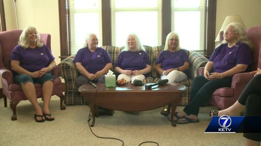 Special bond: 5 sisters meet in Omaha after growing up apart for six decades