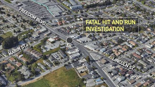 Fatal Watsonville hit-and-run driver arrested