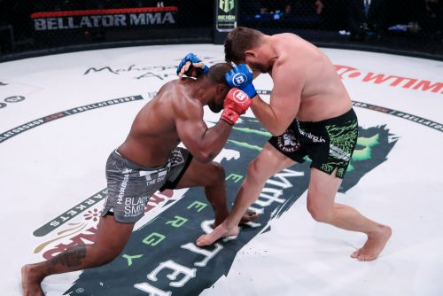 Matt Mitrione and two other fighters released following Bellator 262
