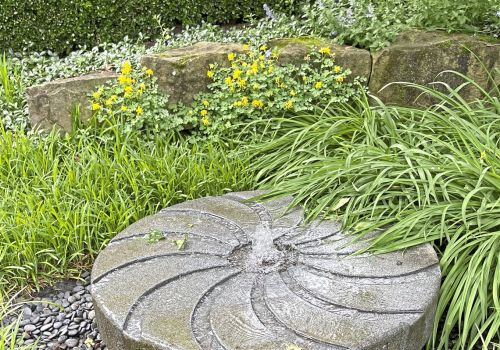 Are you dreaming of a meditation garden?
