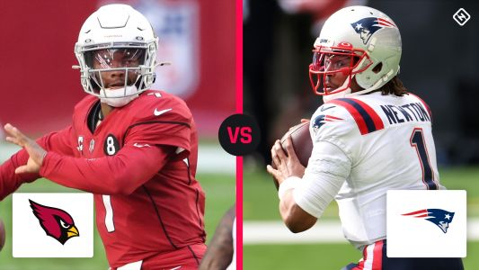 What channel is Patriots vs. Cardinals on today? Time, TV schedule for Week 12 NFL game