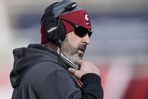 Nick Rolovich suing Washington State after being fired for refusing vaccine