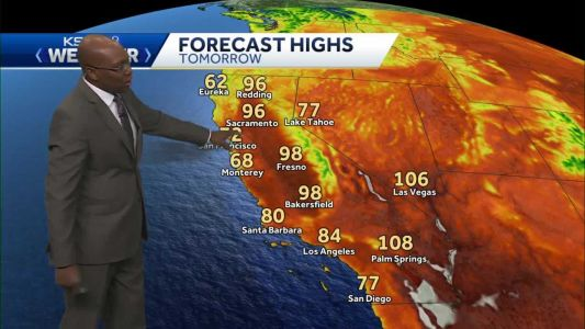 Warmer Local Temps This Weekend