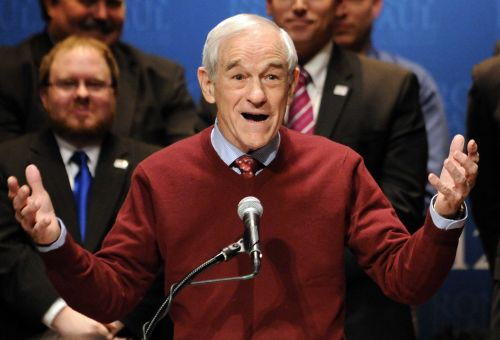 Former congressman and presidential candidate Ron Paul hospitalized