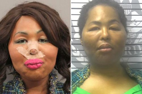 Iconic Facce gets 15 years for robbing bank to finance plastic surgery