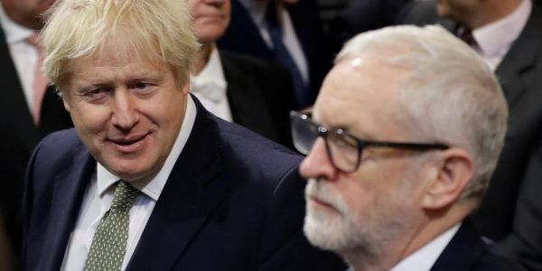 Jeremy Corbyn says Labour will be 'the resistance' to Boris Johnson after presiding over his party's worst election defeat for decades