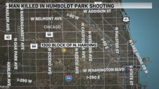 Man fatally shot in Humboldt Park