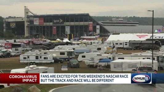Upcoming NASCAR race at New Hampshire Motor Speedway to include changes for fans and drivers