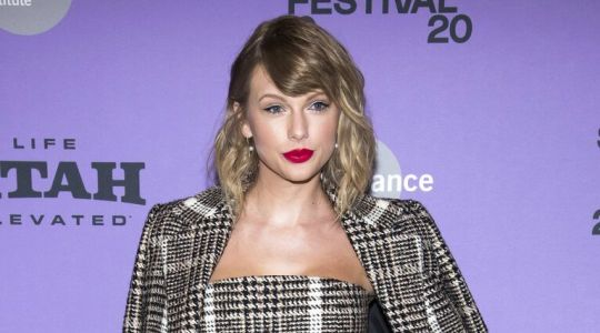 Stalker arrested at Taylor Swift's New York apartment building, police say