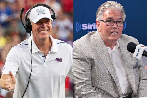 Pat Shurmur's subtle dig at Mike Francesa after Giants win