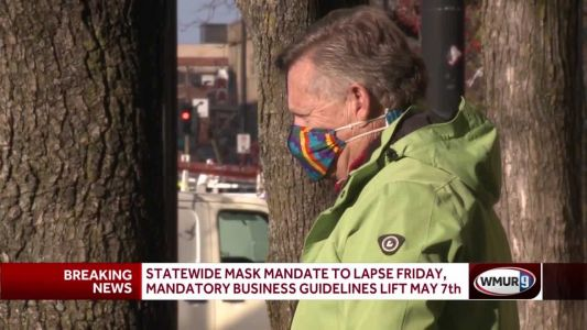 State mask mandate to end; mandatory business guidelines lift May 7