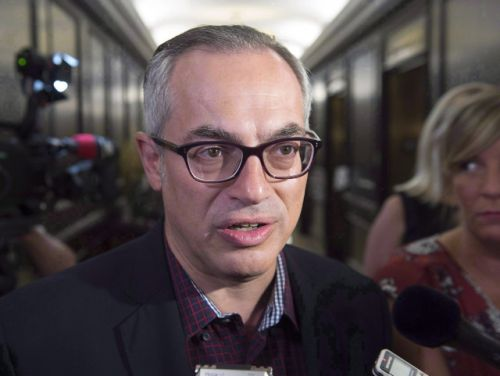 Tony Clement's former mistress allegedly offered $1,000 for 'explicit' photos by group claiming 'Liberal' support