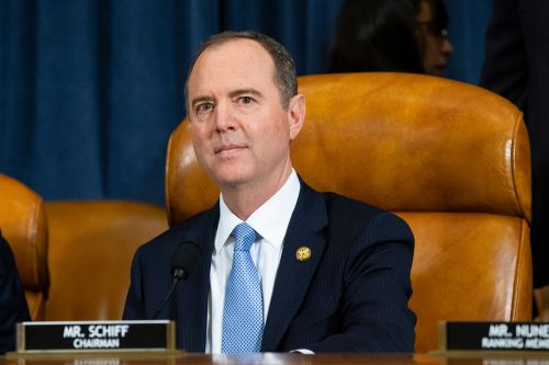 Schiff insists he doesn't know whistleblower's identity in tense exchange