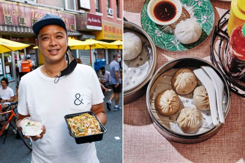 How Wilson Tang saved his family's Nom Wah Tea Parlor during COVID-19 pandemic