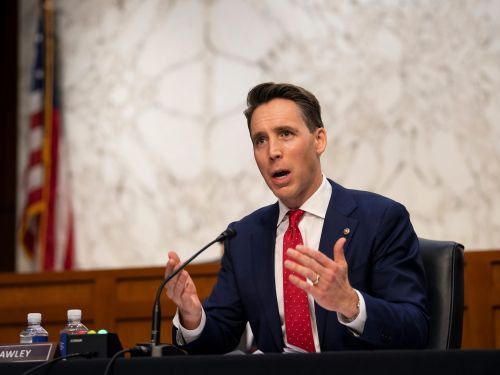 Senator Josh Hawley's bill to ban all acquisitions by companies with a market cap above $100 billion will hurt startups more than Big Tech