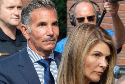 Lori Loughlin and husband plead guilty to charges stemming from college admissions scandal