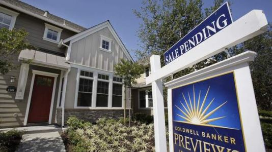Homes For Sale Are At A Record Low. And Bidding Wars Keep Breaking Out