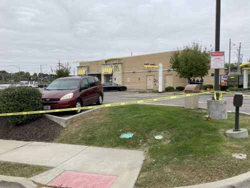 Man charged in fatal shooting outside south KC McDonald's restaurant