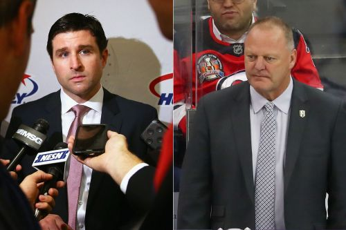 Burning Rangers questions for Chris Drury and Gerard Gallant