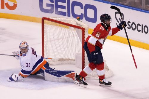 Islanders routed by Panthers as early struggles continue