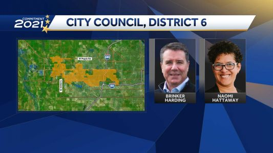 Omaha City Council District 6 candidates prepare for general election