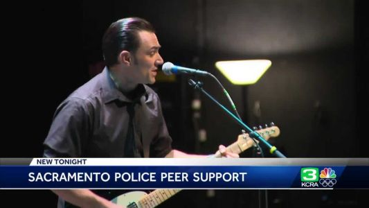 Sacramento officer volunteers to help peers through support unit