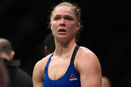 Ronda Rousey's finger nearly severed while filming scene for '9-1-1'