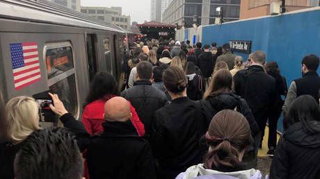 NYC subway meltdown wrecks rush-hour commute, inexplicable computer glitch to blame