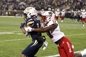 Georgia Tech stops NC State's late comeback for 28-26 win