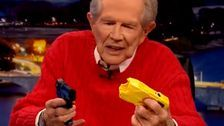 Pat Robertson Can't Believe A Police Officer Could Confuse Stun Gun For Firearm