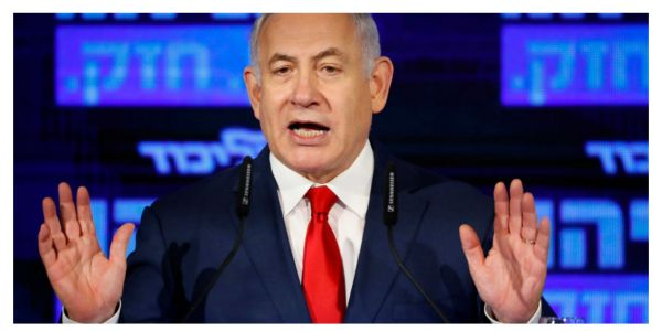 Trump might lose a crucial ally in the Middle East if Netanyahu is unseated as Israel's prime minister for the first time in a decade