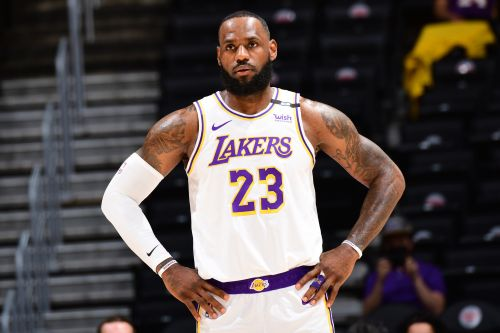 LeBron James won't make Lakers return against Knicks