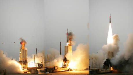 US & Israel say they successfully tested ANTI-BALLISTIC missile interceptor
