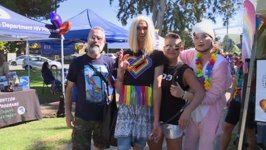 Salinas Valley Prides holds 11th annual event honoring LGBTQ history month