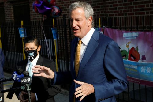 De Blasio vows to crack down on COVID-19 'clusters' in Brooklyn