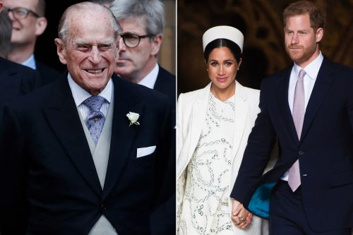 Prince Philip reportedly advised Harry not to marry Meghan Markle
